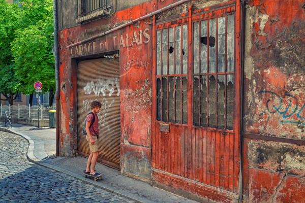 Lyon – Le Garage du Palais
