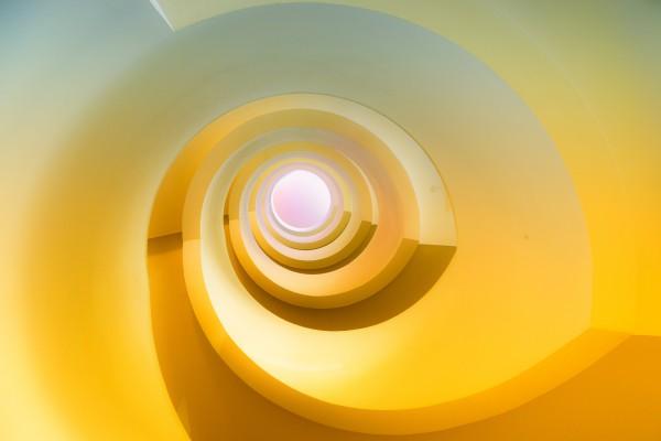 Lyon – Escalier