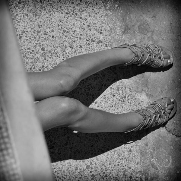 Jeu de jambes